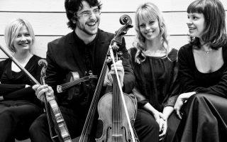 Internationally acclaimed Chiaroscuro Quartet